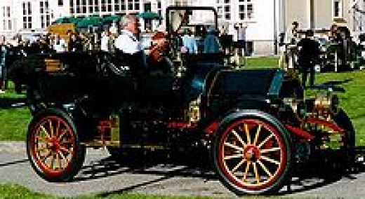 1911 Maxwell Mascotte Touring car