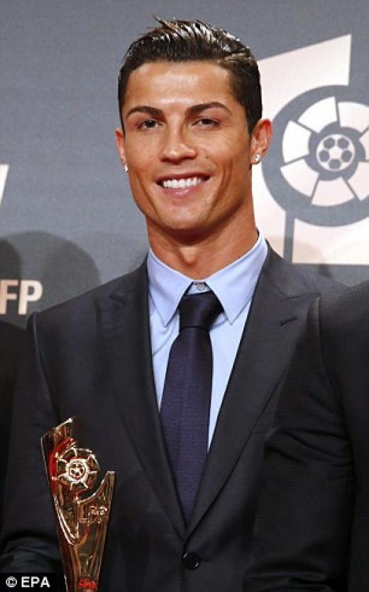 Cristiano Ronaldo, Ballon D'Or