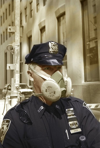Gary Garlic Patrol Policeman