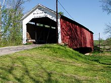 Covered bridge - Parke County