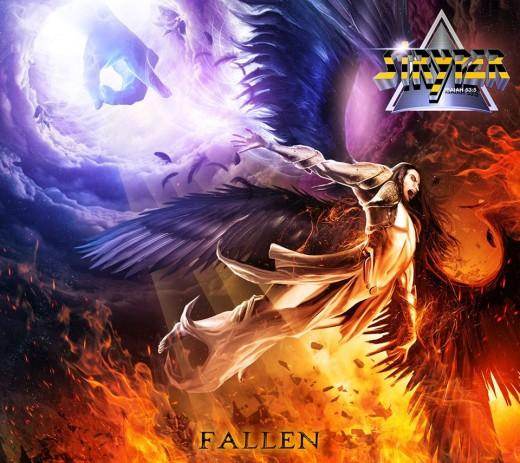 Stryper's 11th studio album, FALLEN, was released in October 2015.