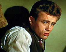 James Dean in 'East of Eden' 1955