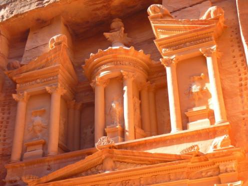 Kahzne Firaun Al Temple