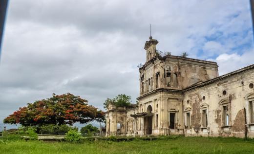 Old hospital of Granada, Nicaragua