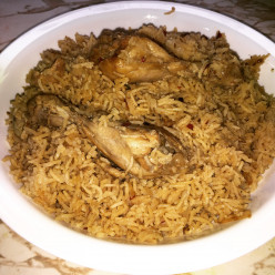 Chicken Pulao - Quick and Easy Recipe