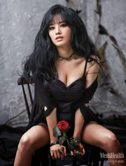 5 of the Sexiest Female K-pop Stars of 2015