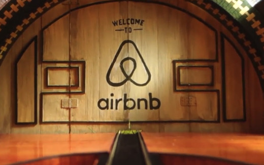 Airbnb spreading its branches rapidly around the globe