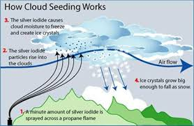 Seeding Clouds