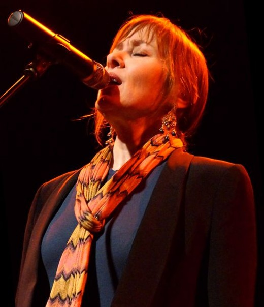 Suzanne Vega's breakthrough album was Solitude Standing, her second album release.  Vega now has eight studio albums to her credit.