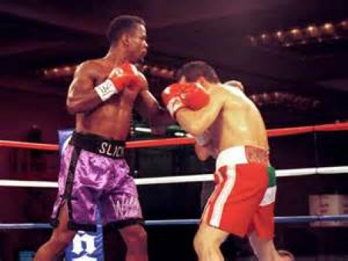 Willy Wise fought Julio Cesar Chavez twice, winning once and losing once.