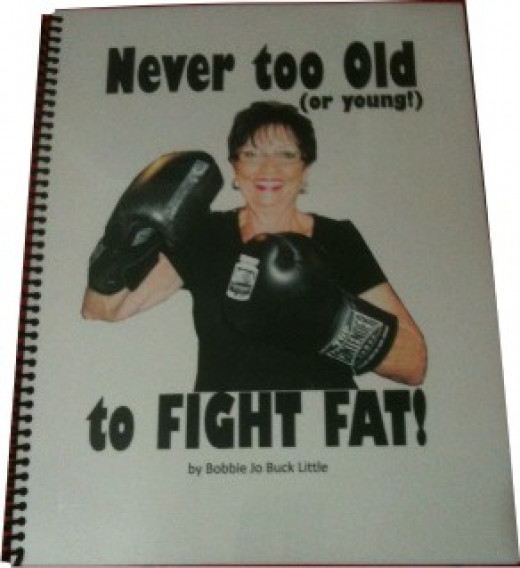 """Sometimes being a """"writer"""" isn't really about writing at all. I edited and assembled Bobbie Little's notes for her motivational weight loss guide."""