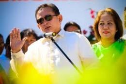 "Mayor Coefredo ""Tekwa"" Uy, Catbalogan, Samar"