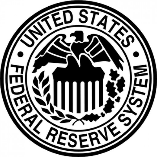 The Fed Reserve Logo