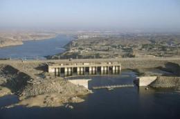 Aswan High Dam (Britannica)
