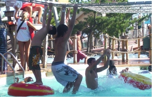 Family Fun at the Waterpark