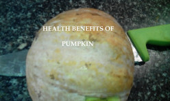 Pumpkin - Health Benefits