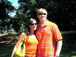 Elizabeth and Greg