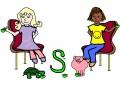 How to Write the Alphabet: Ss Ii Tt