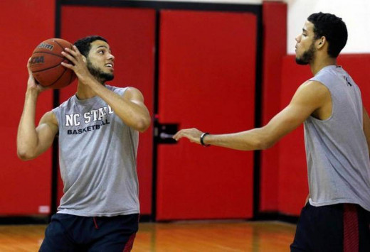 If NC State is going to approach the success they've had recently, Caleb and Cody Martin will have to be a major reason why.