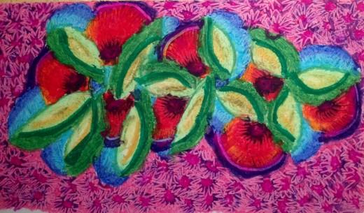 Art by Mary Bostian