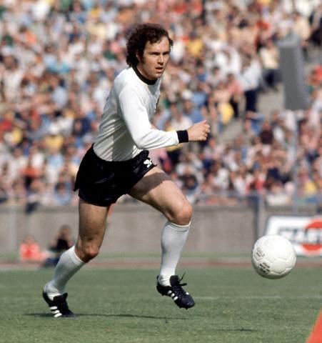 German Legend, Franz Beckenbauer