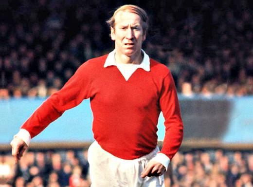 Legendary Bobby Charlton