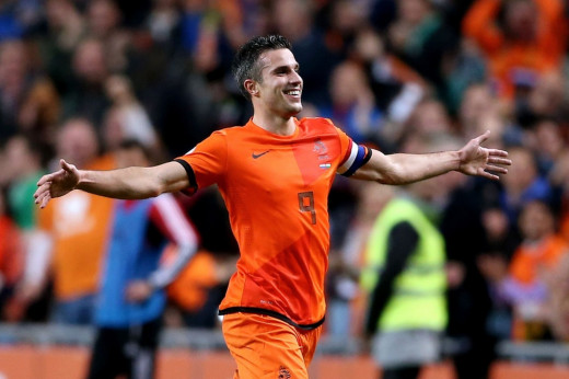 New Era of  Robin Van Persie, Holland