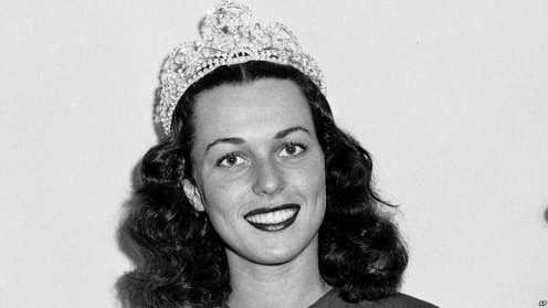 FACT: the lovely Bess Myerson was the first Jewish girl to win a Miss America Pageant.
