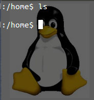 """Tux"" The official Linux mascot. Created by: Larry Ewing"