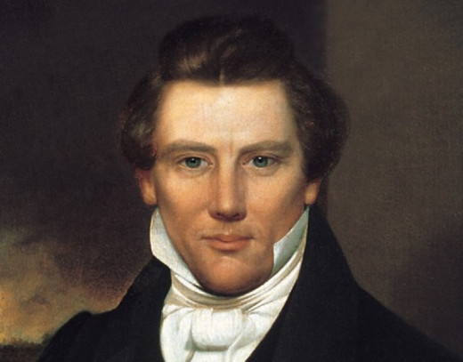 Joseph Smith founder of Mormonism