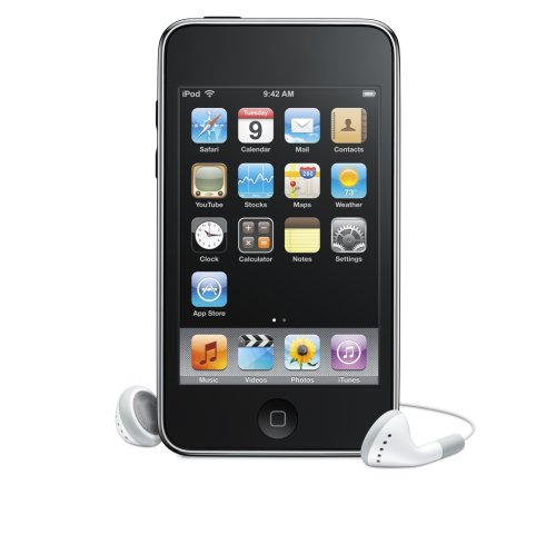 Apple iPod Touch (second generation, 8GB)