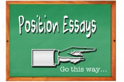 Easy Steps to Write a Position Paper