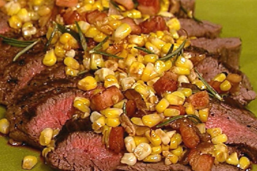 Flank steak is a good choice for Mexican dishes and summer barbecue meals