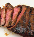 Grilled Flank Steak Recipes: Marinated, Stuffed, Barbecued with Sauces