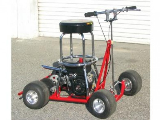 Hot Rod Mowers | Northland's NewsCenter: News, Weather, Sports