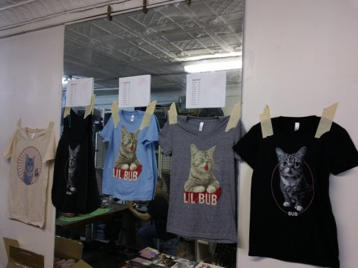 Bub T-Shirts and Merchandise