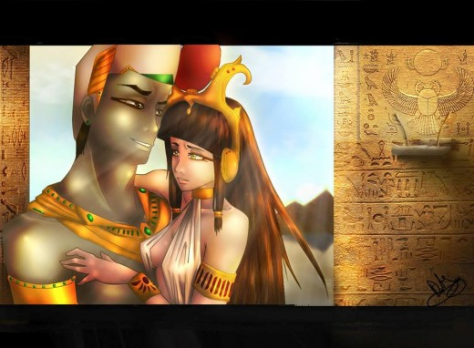 This is in honor of Isis and Osiris who chose me, called to me, and brought me home.