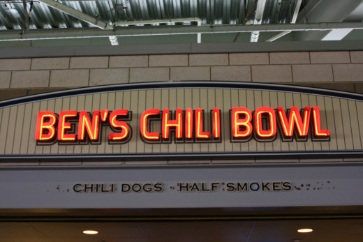 Ben's Chili Bowl at Nationals Stadium