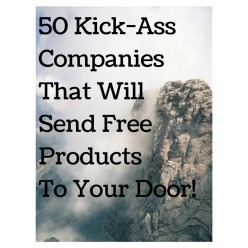 50 Kick Ass Companies That Will Send You Expensive Free Products If You Write Them A Compliment Letter
