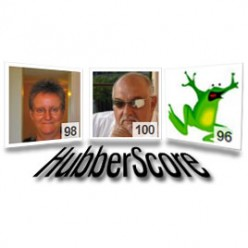 What is HubberScore?