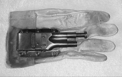 The Pistol glove