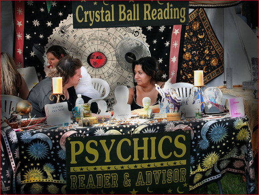 All things psychic