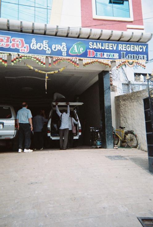 Sanjeev Regency in Nandyal, India
