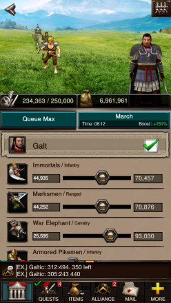 Game of War Fire Age Guide - 3 Things you Must do before Attacking.
