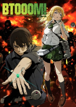 7 Anime like Btooom!
