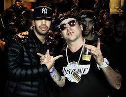 Drake at KOTD.