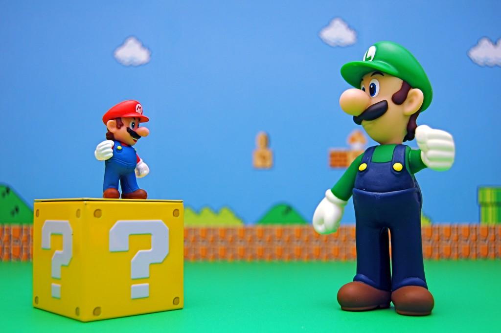 Super Mario Bros Party Ideas And Freebies Holidappy