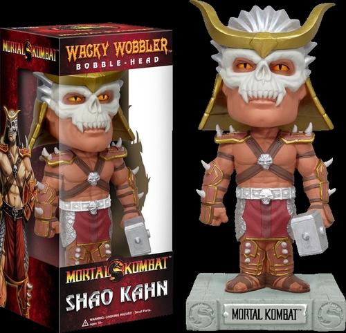 Shao Kahn wacky wobbler