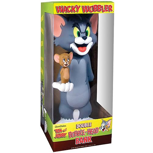 Tom and jerry double wobbler