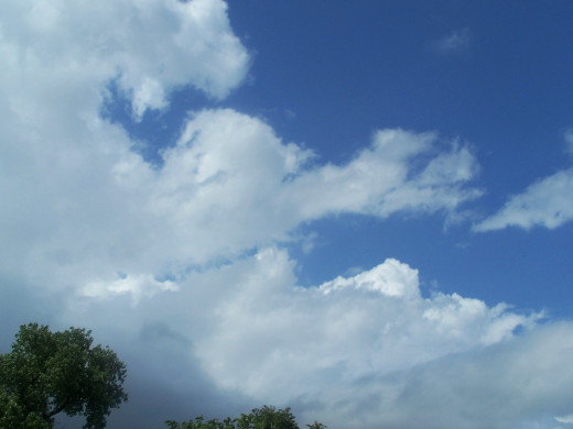 Summer breezes...